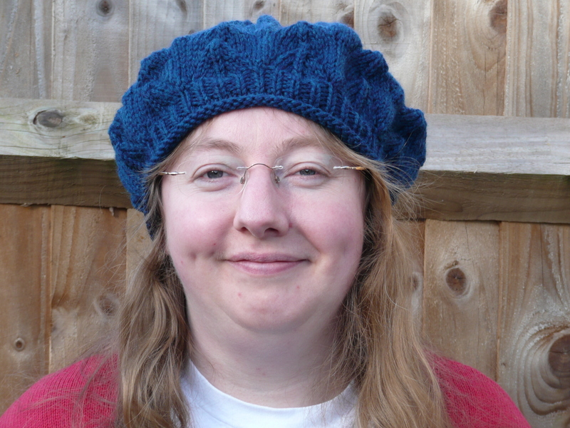 Meret Beret Knitting Pattern : Stranded Knitting Heather Knits